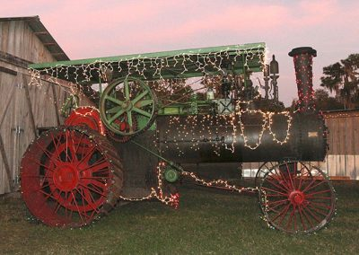 christmas-tractor
